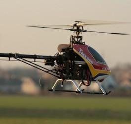 Začínáme s RC vrtulníky