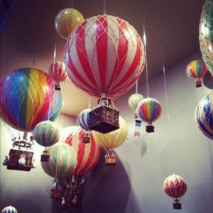 Vyhlídkové lety balonem