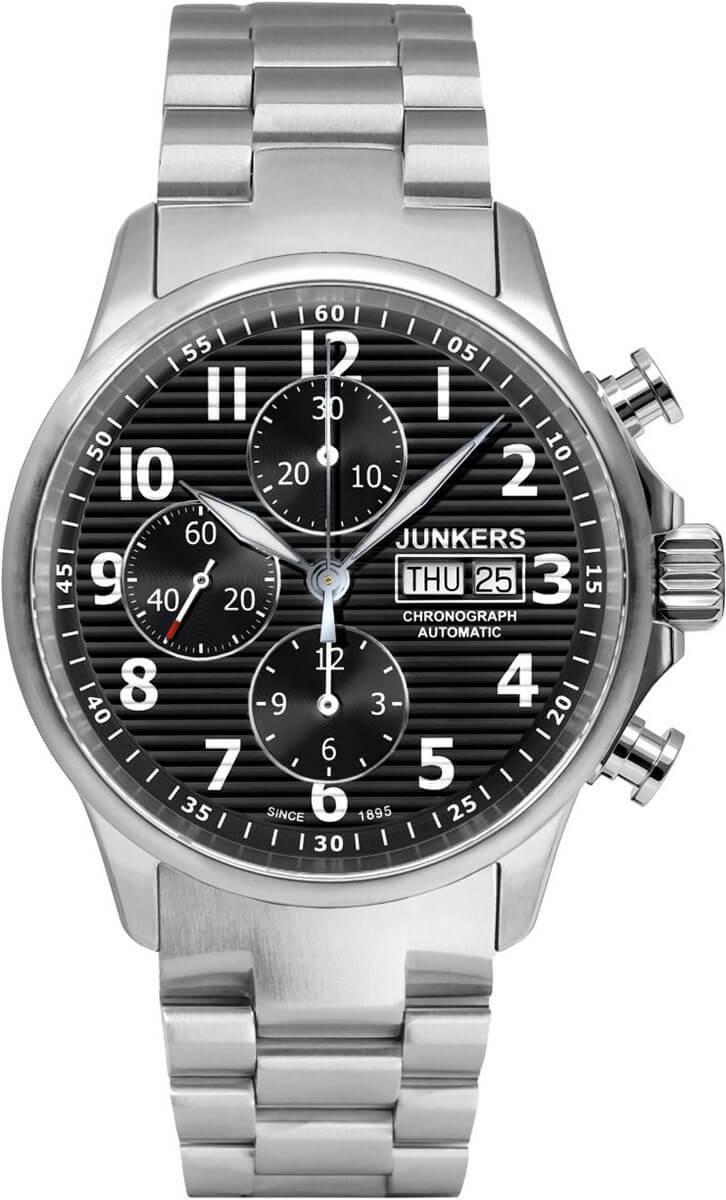 Hodinky Junkers 6818M-2 - Web pro pravé chlapy b590b92a68