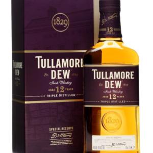 Tullamore Dew 12y 0