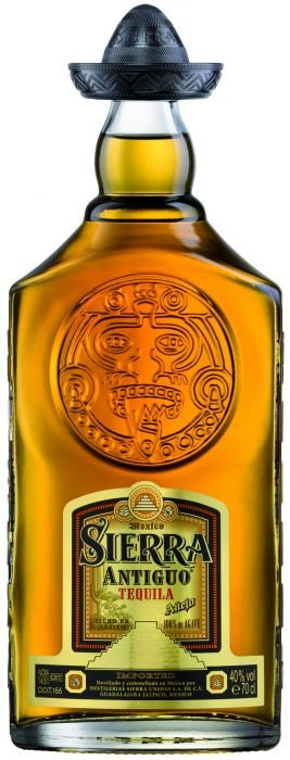 Sierra Tequila Antiguo Anejo 100% Agave 0