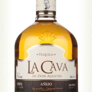 La Cava De Don Agustín Tequila Aňejo 0