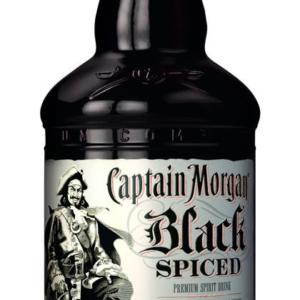 Captain Morgan Black Spiced 0