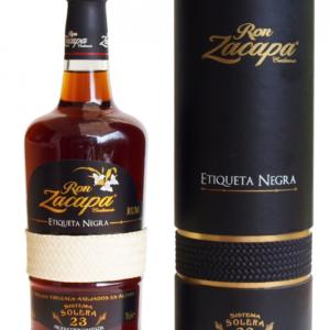 Ron Zacapa Etiqueta Negra 23y 0