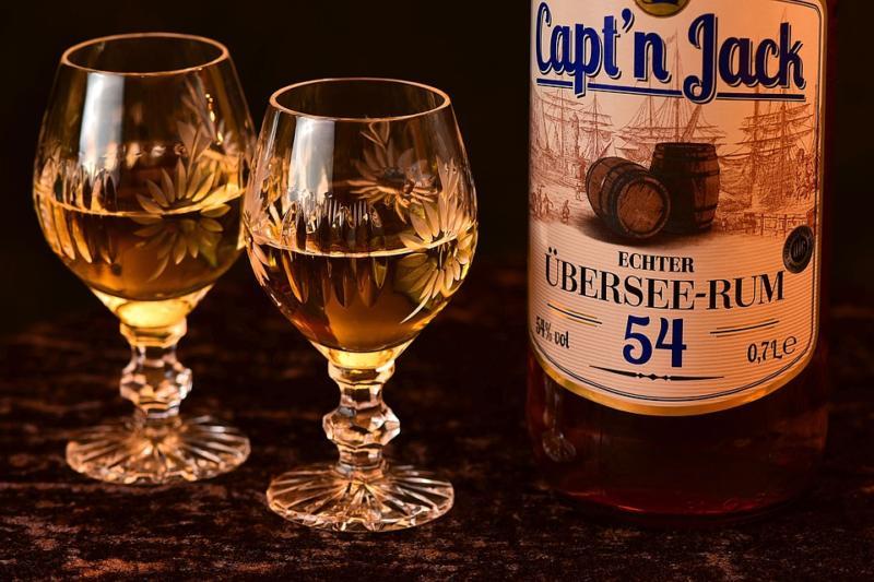 Ochutnávka rumu recenze
