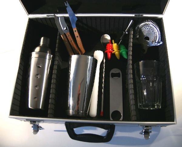 Barmanský kufr – klasik