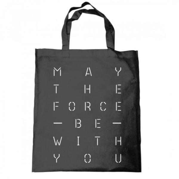 Legend Stuff Star Wars May the Force Tote Taška
