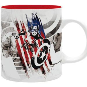 ABYSSE CORP Captain America Hrnek First Avenger