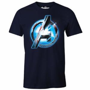 Legend Stuff Avengers Endgame Tričko Optic Logo Velikost: XXL