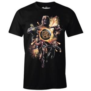 Legend Stuff Avengers Endgame Tričko Assemble Velikost: XXL