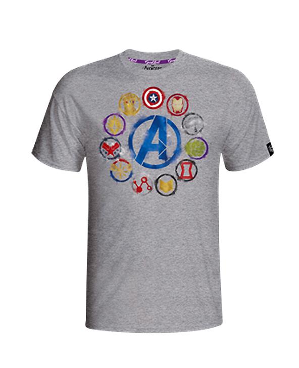GoodLoot Avengers Endgame Tričko Icons Velikost: XL