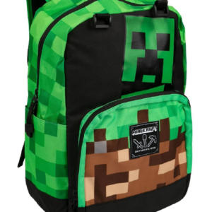 JINX Minecraft dětský batoh - Creepy Things