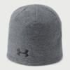 Čepice Under Armour Men's Survivor Fleece Beanie Šedá