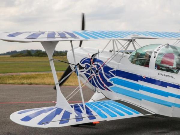 Zážitek – Akrobatický let – Jihomoravský kraj