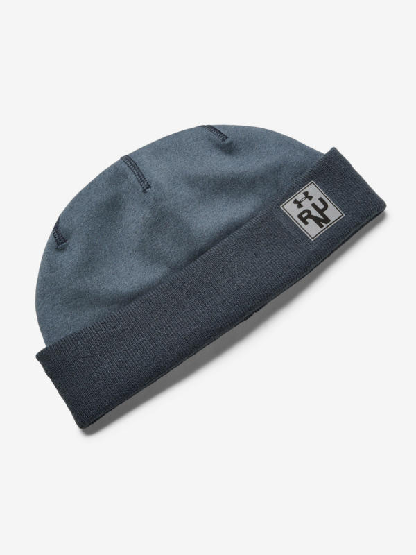 Čepice Under Armour Men'S Storm Cuff Beanie-Gry Modrá