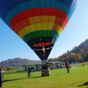 Zážitek - Vyhlídkový let malým balónem - Praha