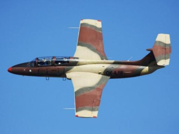Zážitek – Exkluzivní let stíhačkou L-29 – Jihomoravský kraj