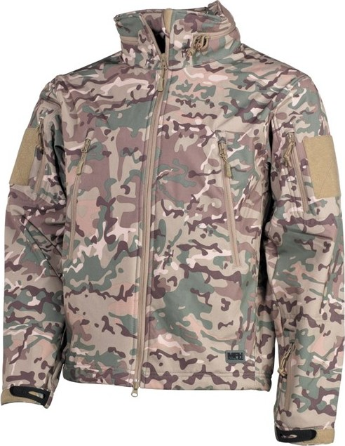 Bunda Softshell Scorpion operation camo 3XL