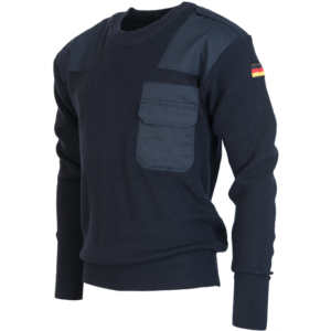 Pulovr BW Commando Plus modrý 54