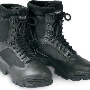 Boty Security Boots 9-dírkové černé 47 (12)
