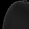 Brandit Čepice Baseball Cap Flexfit Wooly Combed černá | černá S/M