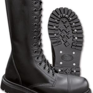 Brandit Boty Phantom Boots 14-dírkové černé 48 [13]
