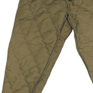 Termovložka do kalhot M85 olivová 02-53 [170-106]