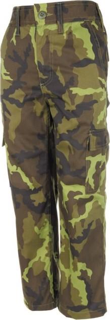 Kalhoty dětské Ranger vz. 95 zelený 158/164 XL