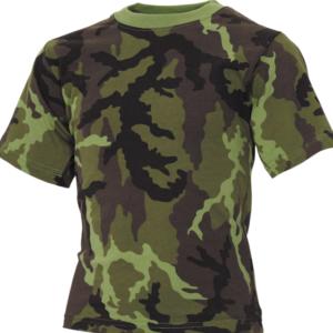 Tričko dětské vz. 95 zelený 170/176