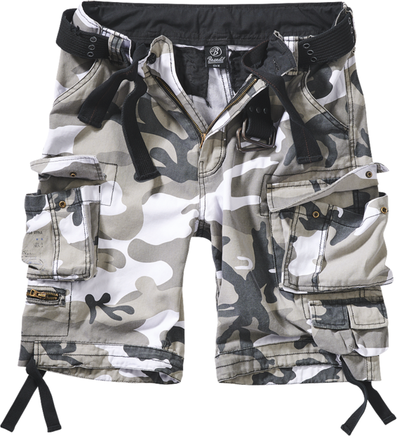 Brandit Kalhoty krátké Savage Vintage Shorts metro M