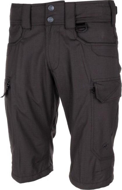 Kalhoty krátké Storm RipStop černé 3XL
