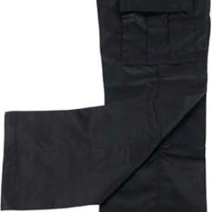 Kalhoty dámské BDU černé XXL