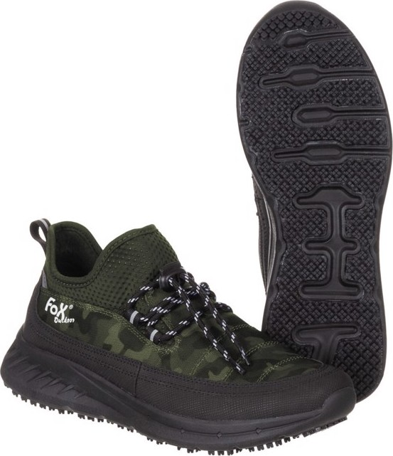 Boty Outdoor Sneakers maskovací 46 [11]