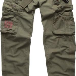 Kalhoty Royal Traveler Slimmy royalgreen XL