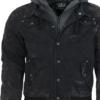 Brandit Bunda Dayton Jacket černá XXL