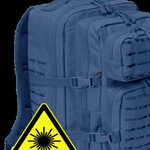 Brandit Batoh US Cooper LASERCUT velký modrý tmavě (navy)