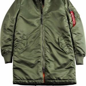 Alpha Industries Bunda MA-1 Coat šalvějová XL