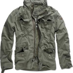 Brandit Bunda Britannia Jacket olivová 3XL