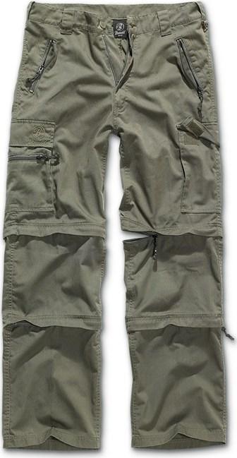 Brandit Kalhoty Savannah olivové 3XL