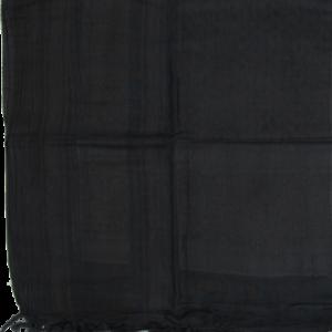 Šátek Palestina černá UNI