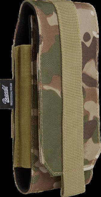 Brandit Pouzdro Toiletry Bag medium tactical camo