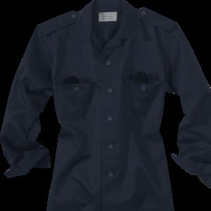 Surplus Košile US Army 1/1 modrá XXL