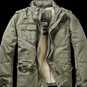 Brandit Bunda Britannia Winter Jacket olivová S