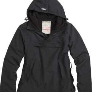 Surplus Bunda Windbreaker-Ladies černá M