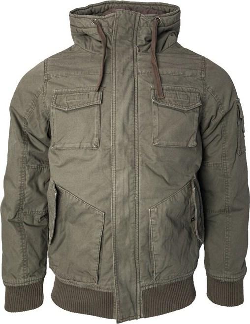Brandit Bunda Bronx Jacket olivová L