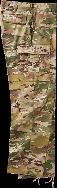 Brandit Kalhoty US Ranger tactical camo 6XL