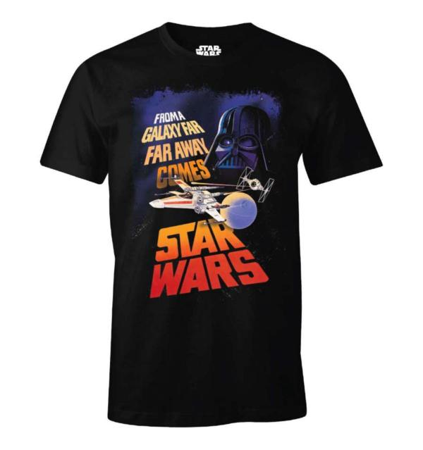 Legend Stuff Star Wars Tričko Galaxy Far Away Velikost: XXL