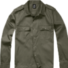 Brandit Košile US Hemd 1/1 olivová XL