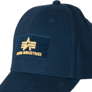 Alpha Industries Čepice Baseball Cap VLC II rep. modrá
