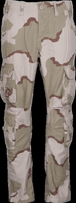 Surplus Kalhoty Airborne Slimmy desert 3 barvy XXL